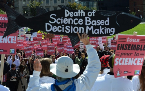 Death of science