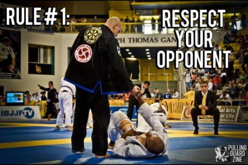 Respect Your Opponent