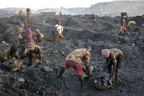 more indian coal