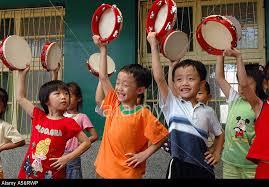 Taiwan children