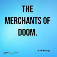 merchants of doom