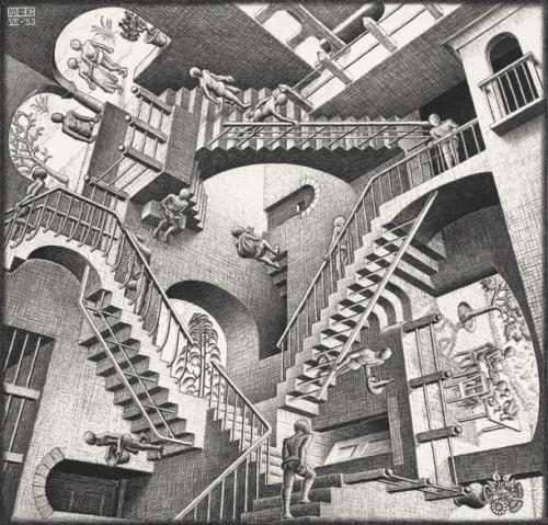 Escher__Relativity_611_586_s